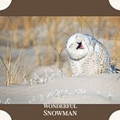 Wonderful Snowman by Shoo