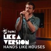 Shimmer (triple j Like A Version) de Hands Like Houses