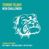 New Challenger di Terror Telboy