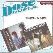 2 Lps Dose Dupla von Durval e Davi