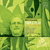 Triple Play Plus Three by Bill O'Connell