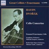 Haydn / Dvorak: Cello Concertos (Feuermann) (1928-1935) by Emanuel Feuermann