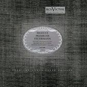 Mozart: Divertimento, K. 563, in E-Flat, Duo No. 2, K. 424, in B-Flat, Handel: Harpsichord Suite No. 7 in G Minor by Jascha Heifetz