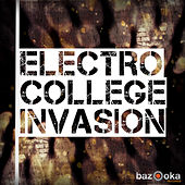Electro College Invasion de Various Artists