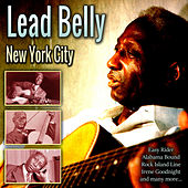 New York City by Lead Belly