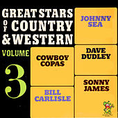 Great Stars of Country & Western, Vol. 3 von Various Artists