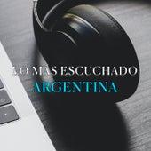 Lo más escuchado Argentina by Various Artists