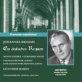 Brahms: Ein deutsches Requiem, Op. 45 by St. Thomas's Boys Choir Leipzig