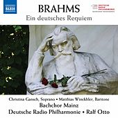Brahms: Ein deutsches Requiem, Op. 45 by Bachchor Mainz