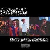 Pronto pra Guerra by Emivezin, JhonBXD, Mileto, Gn LeMonza