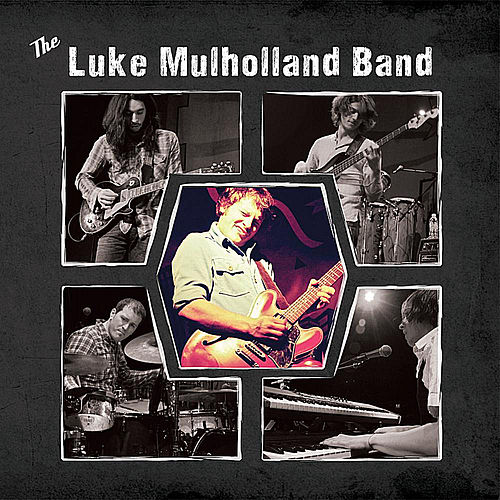 The Luke Mulholland Band by The Luke Mulholland Band