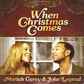When Christmas Comes by Mariah Carey