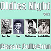 Oldies Night Classic Collection Vol.1 by Various Artists