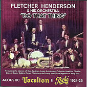Do That Thing by Fletcher Henderson
