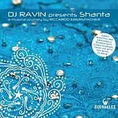 DJ Ravin presents ``shanta'', A Musical Journey By Riccardo Eberspacher by Riccardo Eberspacher