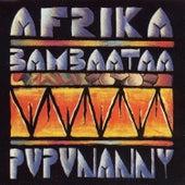 Pupunanny - Get Far Remix by Afrika Bambaataa