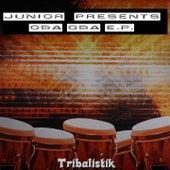 Junior presents Oba Oba E.P. by Junior