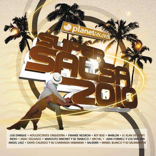 Super Salsa 2010 de Various Artists