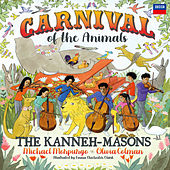 Saint-Saëns: Carnival of the Animals: Fossils by The Kanneh-Masons