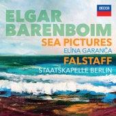 Elgar: Sea Pictures. Falstaff by Daniel Barenboim