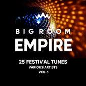 Big Room Empire (Festival Tunes), Vol. 3 von Various Artists