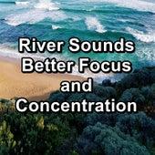 River Sounds Better Focus and Concentration von Sea Waves Sounds