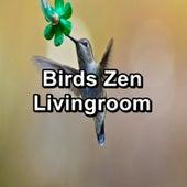 Birds Zen Livingroom von Yoga Tribe