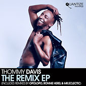 The Remix Edits EP by Thommy Davis