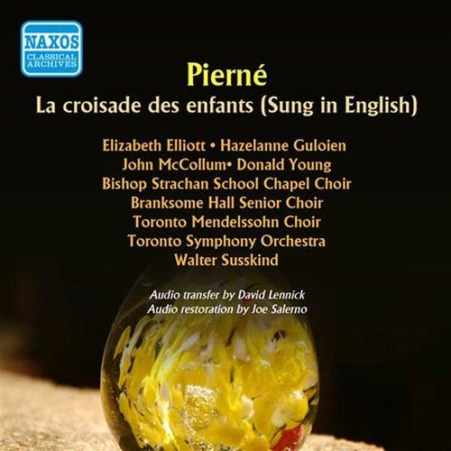 Pierne: La croisade des enfants (Sung in English) (1960) by Mary Morrison