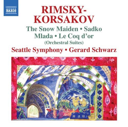 Rimsky-Korsakov: Orchestral Suites by Gerard Schwarz