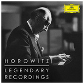 Horowitz - Legendary Recordings von Sergei Rachmaninov