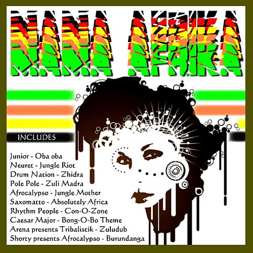 Mama Afrika by Various Artists