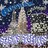 Season's Greetings by Emanuel Kallins