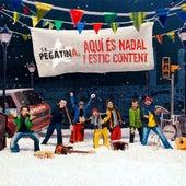 Aquí és Nadal I Estic Content - Single de La Pegatina