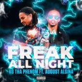Freak All Night by Kgthaphenom