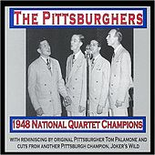 1948 National Quartet Champions by The Pittsburghers