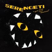 With Greg from Deerhoof by Serengeti