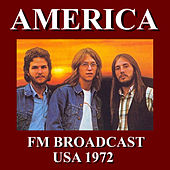 America FM Broadcast USA 1992 by America