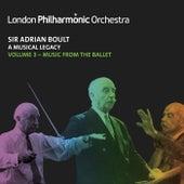 Sir Adrian Boult: A Musical Legacy, Vol. 3 by Sir Adrian Boult