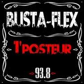 1'posteur de Busta Flex