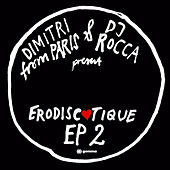 Erodiscotique EP2 de Dimitri from Paris