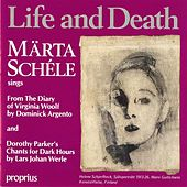 Argento: From the Diary of Virginia Woolf / Werle: Chants for Dark Hours by Marta Schele