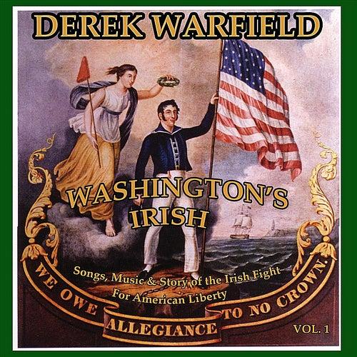 Washington's Irish by Derek Warfield