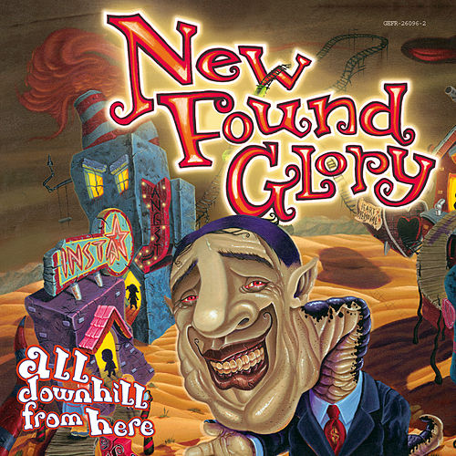 All Downhill From Here by New Found Glory