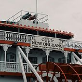 New Orleans Bayou Paddle Boat Blues (Instrumental) by Easy Listening Music Lounge