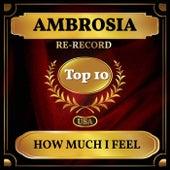 How Much I Feel (Billboard Hot 100 - No 3) de Ambrosia