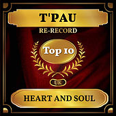 Heart and Soul (UK Chart Top 40 - No. 4) by T'Pau