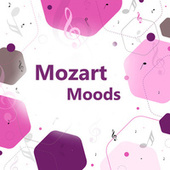 Mozart Moods by Wolfgang Amadeus Mozart