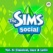 The Sims Social Volume 4: Classical, Jazz & Latin by EA Games Soundtrack