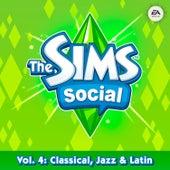 The Sims Social Volume 4: Classical, Jazz & Latin von EA Games Soundtrack